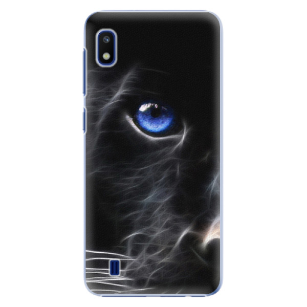 Plastové pouzdro iSaprio - Black Puma - Samsung Galaxy A10