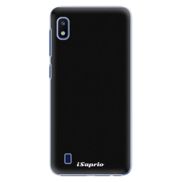 Plastové pouzdro iSaprio - 4Pure - černý - Samsung Galaxy A10