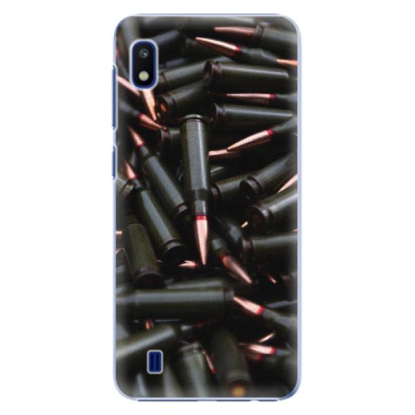 Plastové pouzdro iSaprio - Black Bullet - Samsung Galaxy A10