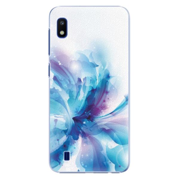 Plastové pouzdro iSaprio - Abstract Flower - Samsung Galaxy A10