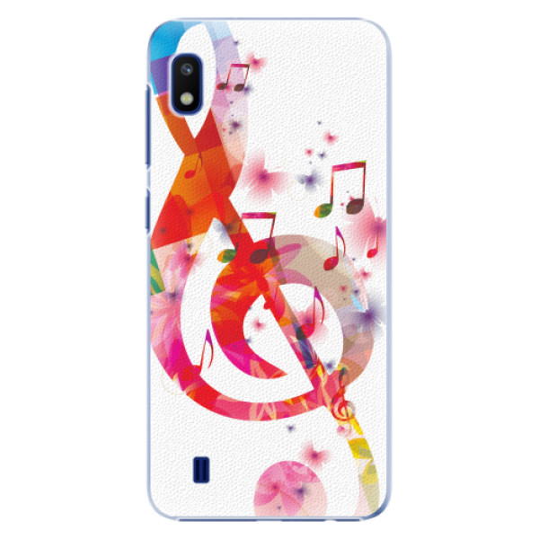 Plastové pouzdro iSaprio - Love Music - Samsung Galaxy A10