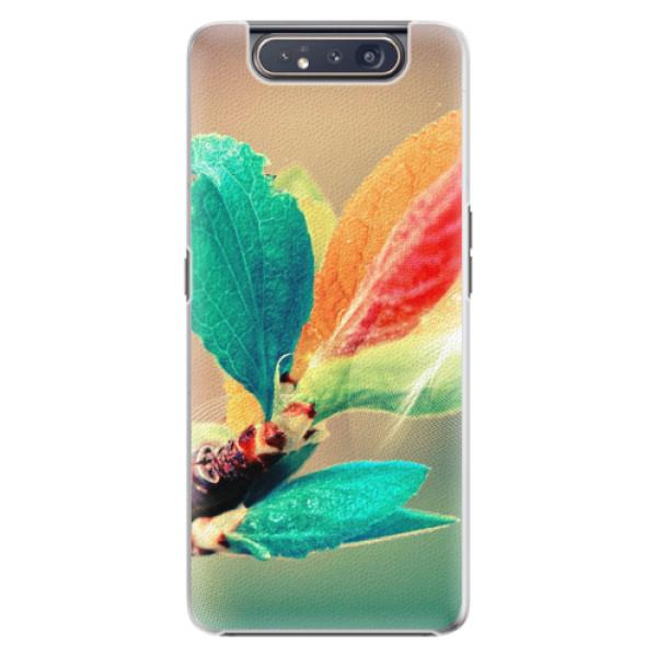 Plastové pouzdro iSaprio - Autumn 02 - Samsung Galaxy A80