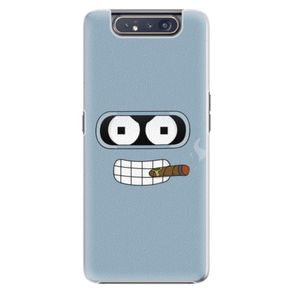 Plastové pouzdro iSaprio - Bender - Samsung Galaxy A80