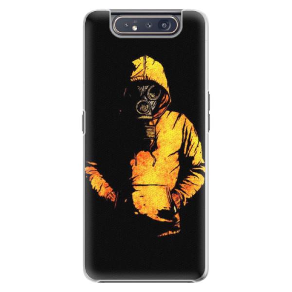 Plastové pouzdro iSaprio - Chemical - Samsung Galaxy A80