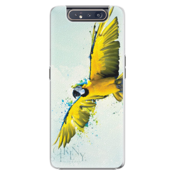 Plastové pouzdro iSaprio - Born to Fly - Samsung Galaxy A80