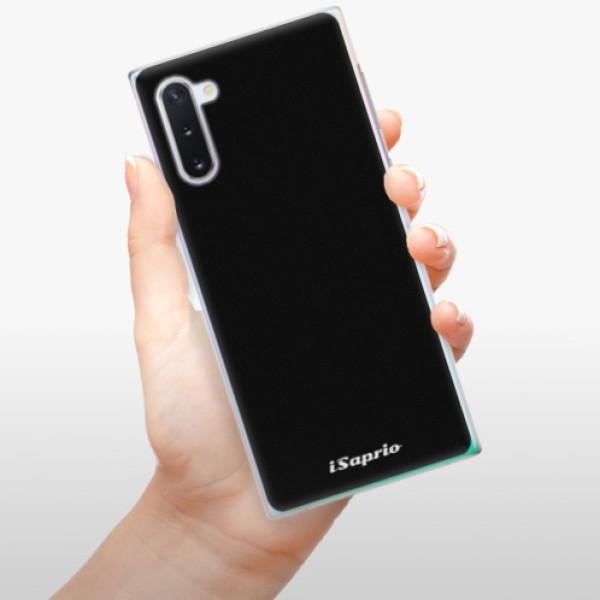 Plastové pouzdro iSaprio - 4Pure - černý - Samsung Galaxy Note 10