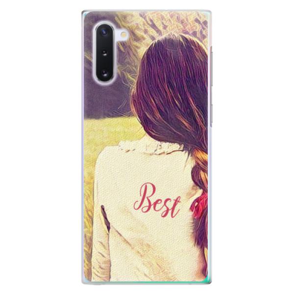 Plastové pouzdro iSaprio - BF Best - Samsung Galaxy Note 10