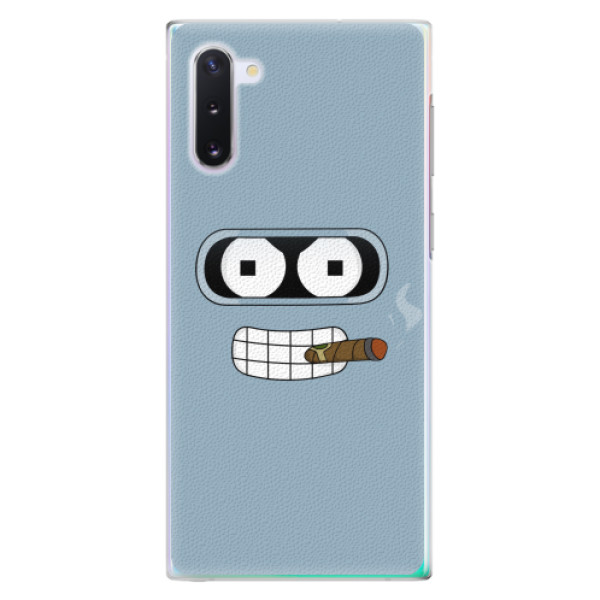 Plastové pouzdro iSaprio - Bender - Samsung Galaxy Note 10