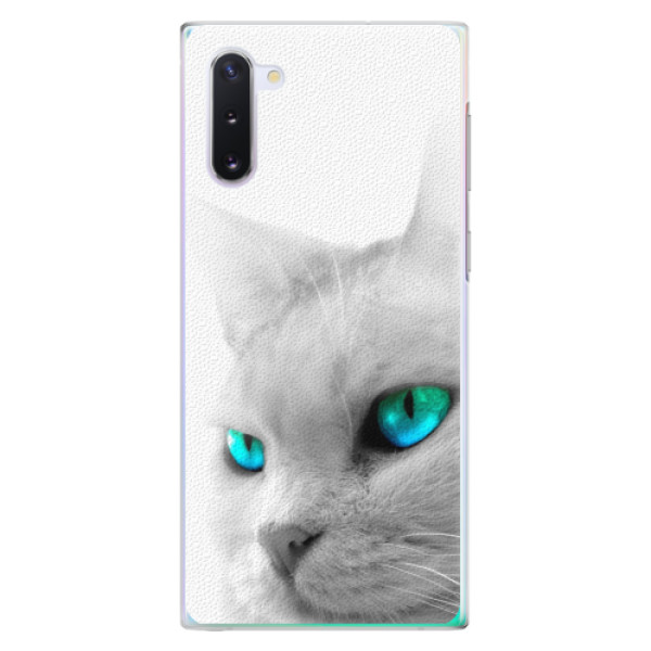Plastové pouzdro iSaprio - Cats Eyes - Samsung Galaxy Note 10