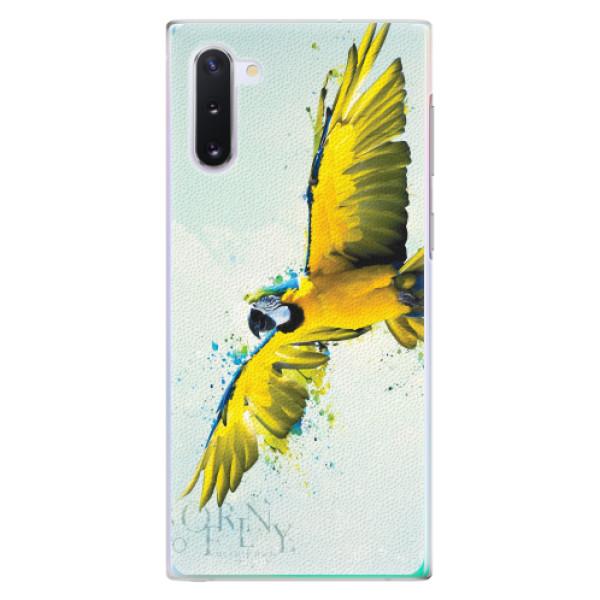 Plastové pouzdro iSaprio - Born to Fly - Samsung Galaxy Note 10