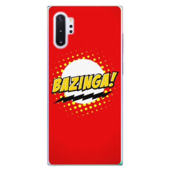 Plastové pouzdro iSaprio - Bazinga 01 - Samsung Galaxy Note 10+