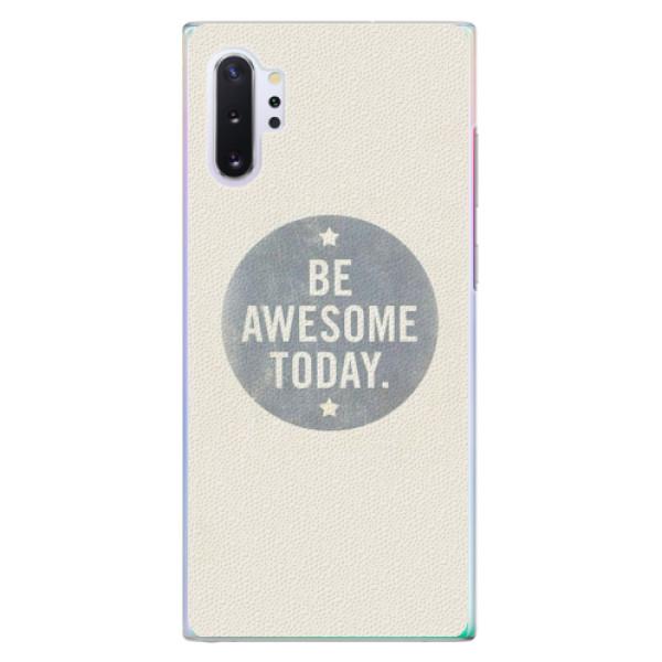 Plastové pouzdro iSaprio - Awesome 02 - Samsung Galaxy Note 10+