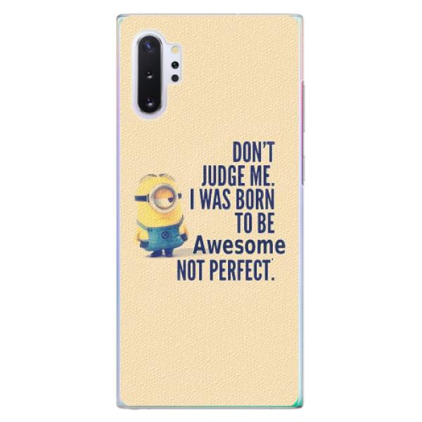 Plastové pouzdro iSaprio - Be Awesome - Samsung Galaxy Note 10+