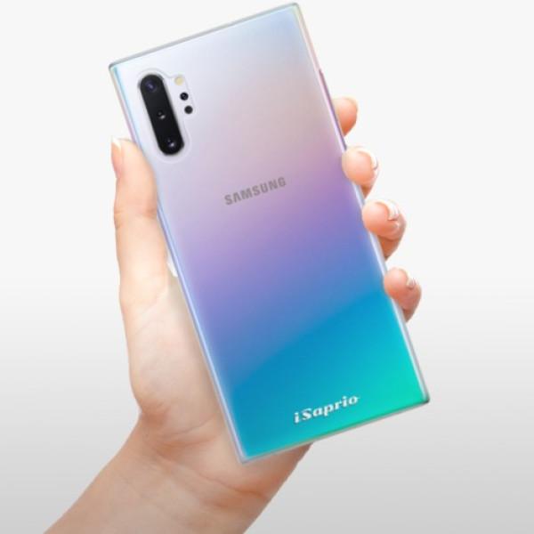 Plastové pouzdro iSaprio - 4Pure - mléčný bez potisku - Samsung Galaxy Note 10+