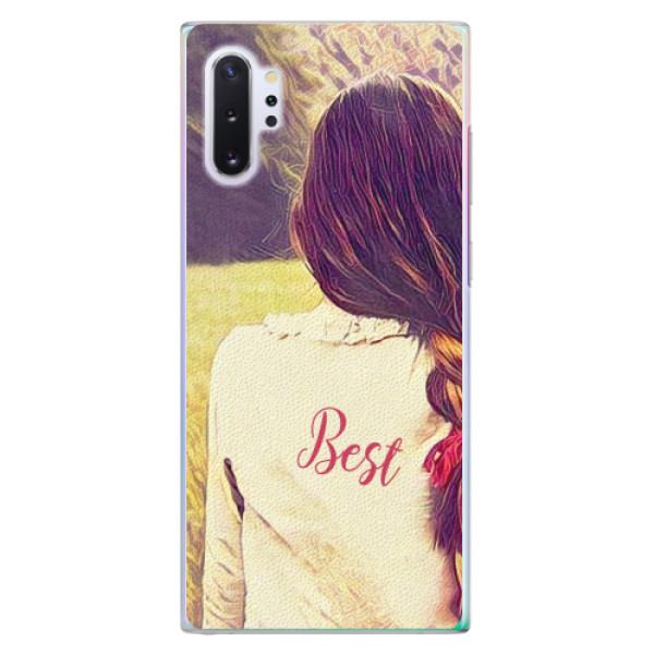 Plastové pouzdro iSaprio - BF Best - Samsung Galaxy Note 10+