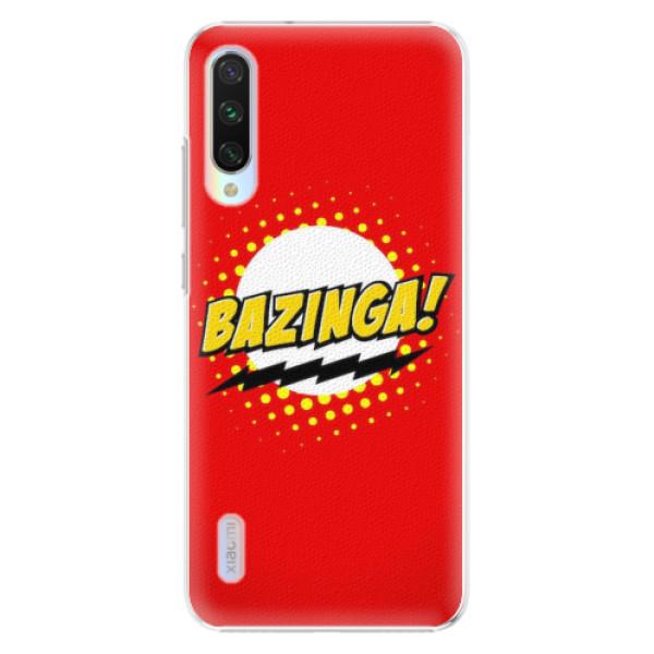 Plastové pouzdro iSaprio - Bazinga 01 - Xiaomi Mi A3