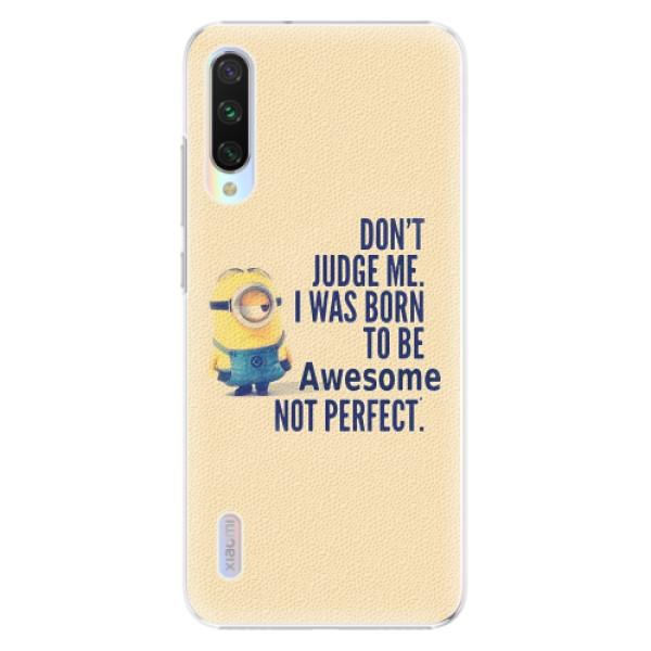 Plastové pouzdro iSaprio - Be Awesome - Xiaomi Mi A3
