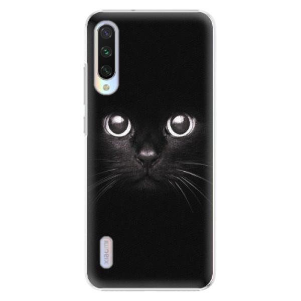 Plastové pouzdro iSaprio - Black Cat - Xiaomi Mi A3