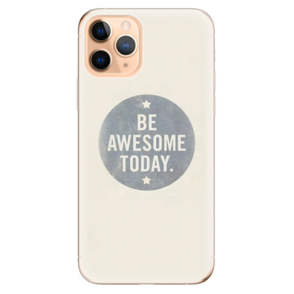Odolné silikonové pouzdro iSaprio - Awesome 02 - iPhone 11 Pro