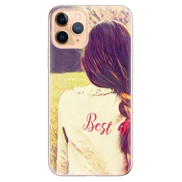 Odolné silikonové pouzdro iSaprio - BF Best - iPhone 11 Pro