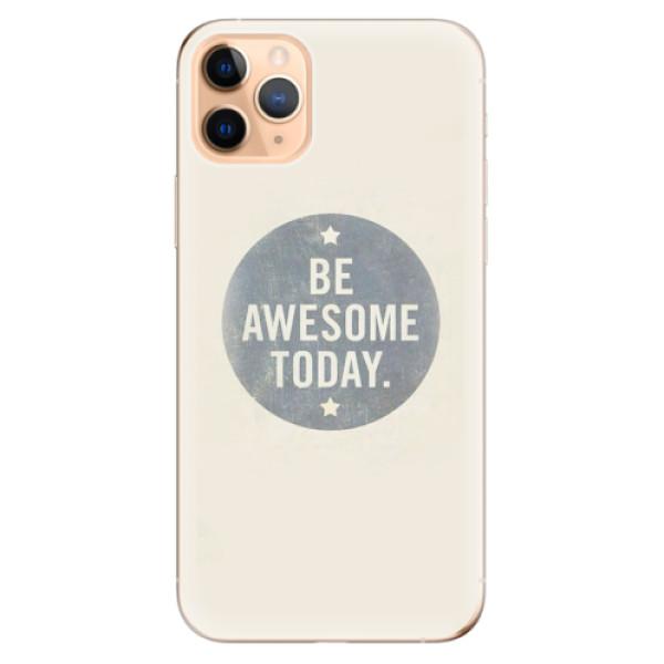 Odolné silikonové pouzdro iSaprio - Awesome 02 - iPhone 11 Pro Max