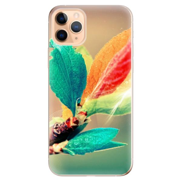 Odolné silikonové pouzdro iSaprio - Autumn 02 - iPhone 11 Pro Max