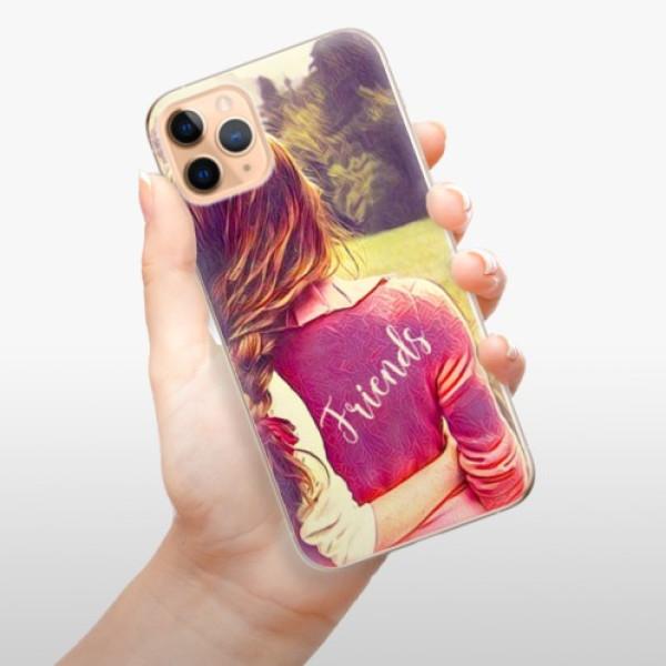 Odolné silikonové pouzdro iSaprio - BF Friends - iPhone 11 Pro Max