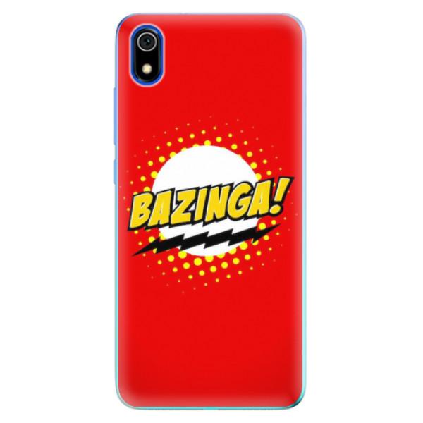 Odolné silikonové pouzdro iSaprio - Bazinga 01 - Xiaomi Redmi 7A