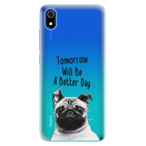 Odolné silikonové pouzdro iSaprio - Better Day 01 - Xiaomi Redmi 7A