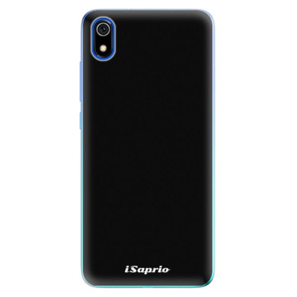 Odolné silikonové pouzdro iSaprio - 4Pure - černý - Xiaomi Redmi 7A