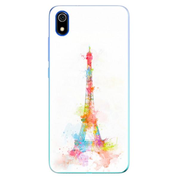 Odolné silikonové pouzdro iSaprio - Eiffel Tower - Xiaomi Redmi 7A