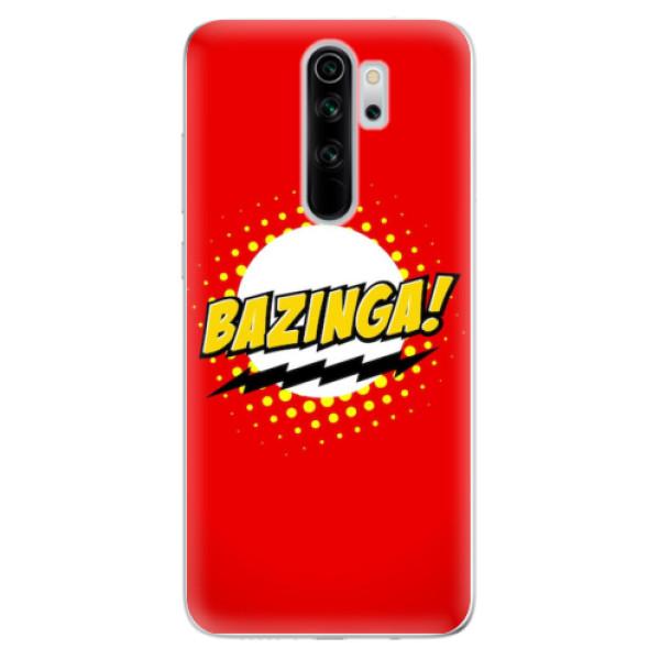 Odolné silikonové pouzdro iSaprio - Bazinga 01 - Xiaomi Redmi Note 8 Pro