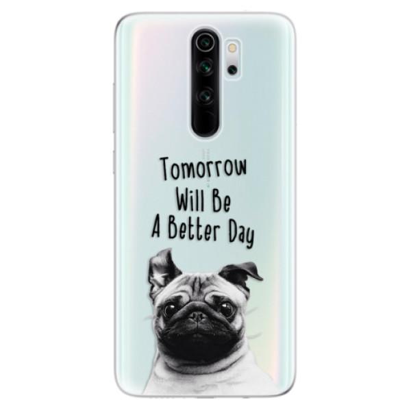 Odolné silikonové pouzdro iSaprio - Better Day 01 - Xiaomi Redmi Note 8 Pro