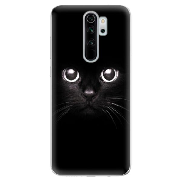 Odolné silikonové pouzdro iSaprio - Black Cat - Xiaomi Redmi Note 8 Pro