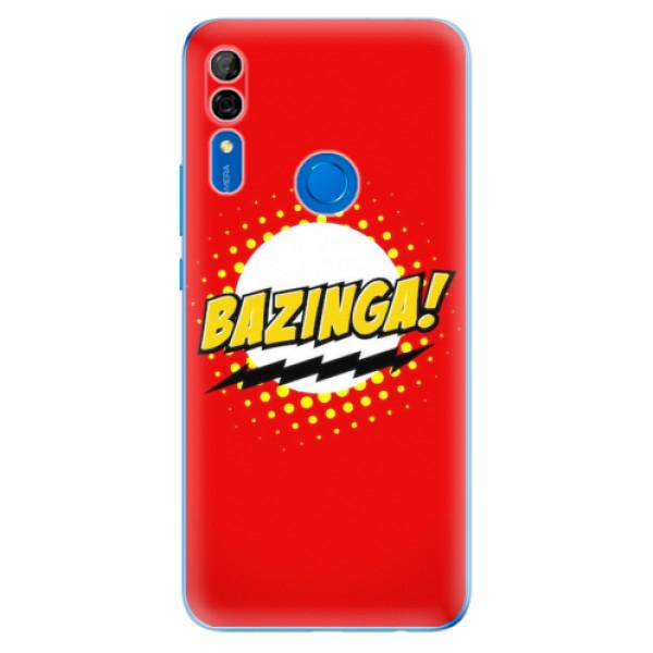Odolné silikonové pouzdro iSaprio - Bazinga 01 - Huawei P Smart Z