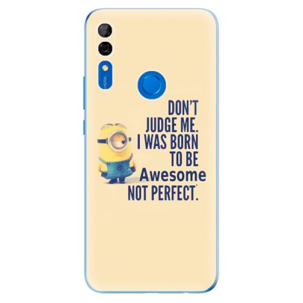 Odolné silikonové pouzdro iSaprio - Be Awesome - Huawei P Smart Z