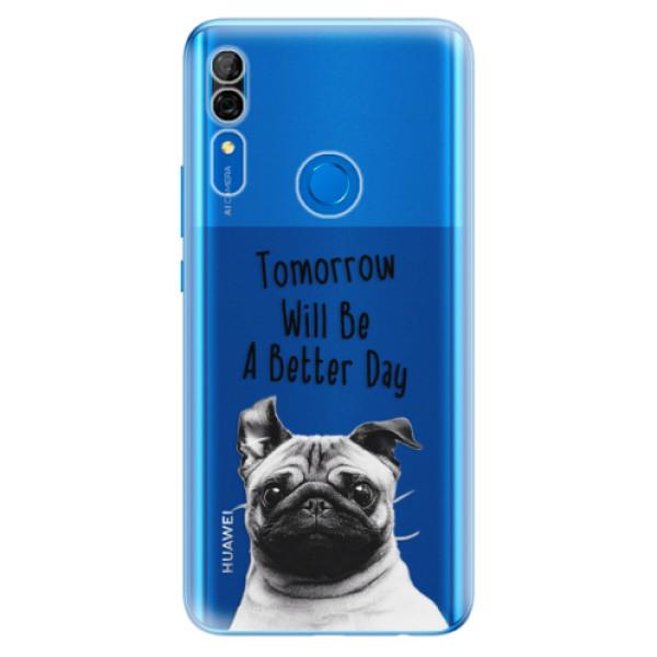 Odolné silikonové pouzdro iSaprio - Better Day 01 - Huawei P Smart Z