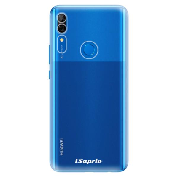 Odolné silikonové pouzdro iSaprio - 4Pure - mléčný bez potisku - Huawei P Smart Z