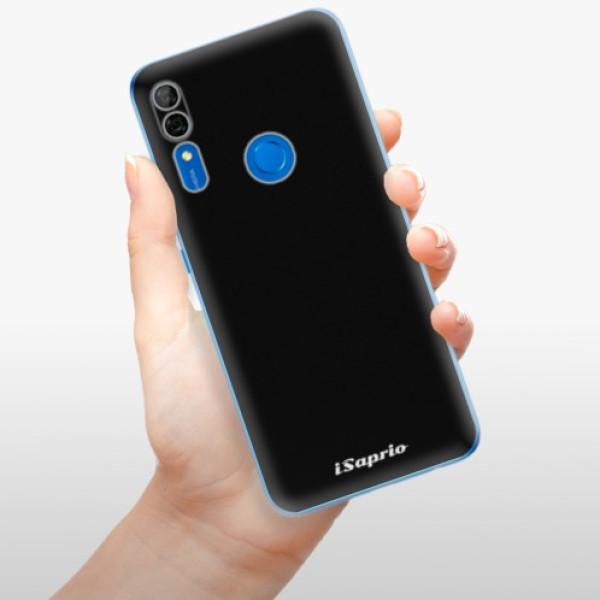 Odolné silikonové pouzdro iSaprio - 4Pure - černý - Huawei P Smart Z