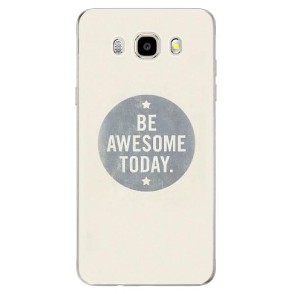 Odolné silikonové pouzdro iSaprio - Awesome 02 - Samsung Galaxy J5 2016