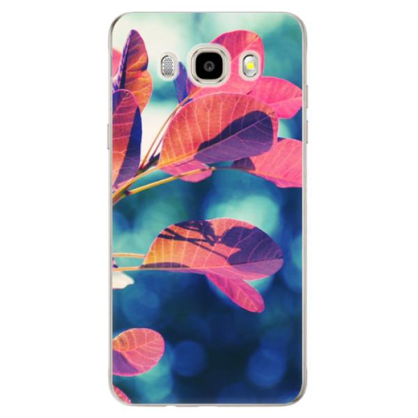 Odolné silikonové pouzdro iSaprio - Autumn 01 - Samsung Galaxy J5 2016