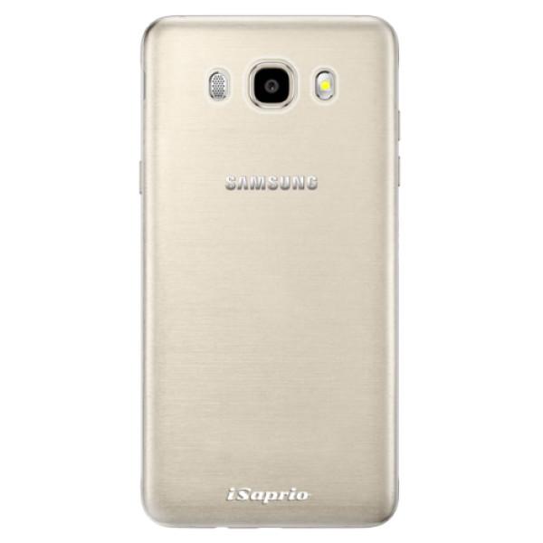 Odolné silikonové pouzdro iSaprio - 4Pure - mléčný bez potisku - Samsung Galaxy J5 2016