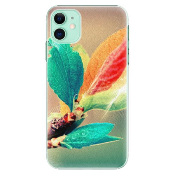 Plastové pouzdro iSaprio - Autumn 02 - iPhone 11