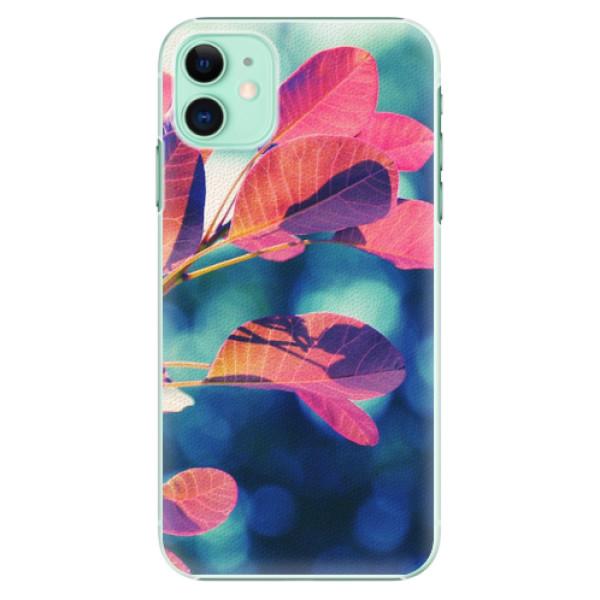 Plastové pouzdro iSaprio - Autumn 01 - iPhone 11