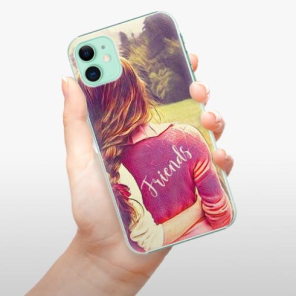 Plastové pouzdro iSaprio - BF Friends - iPhone 11
