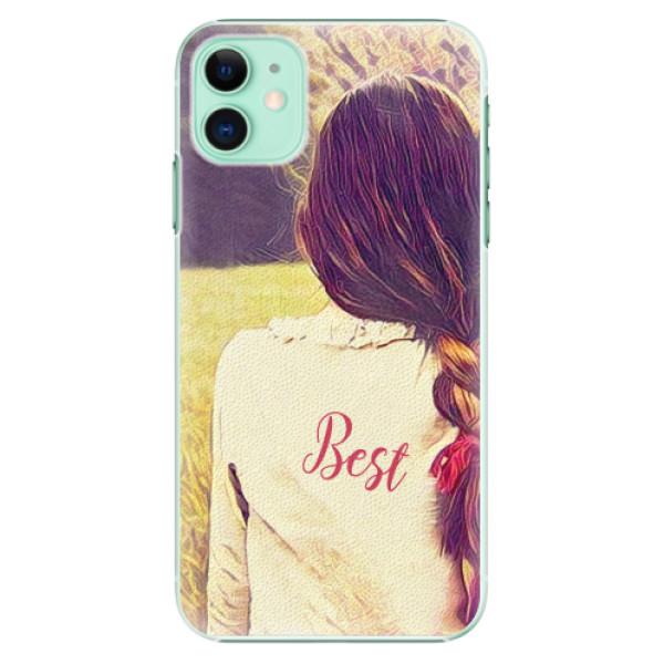 Plastové pouzdro iSaprio - BF Best - iPhone 11
