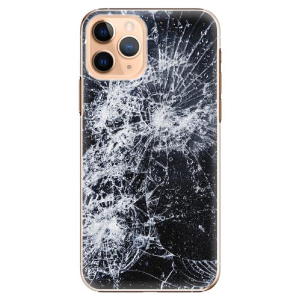 Plastové pouzdro iSaprio - Cracked - iPhone 11 Pro