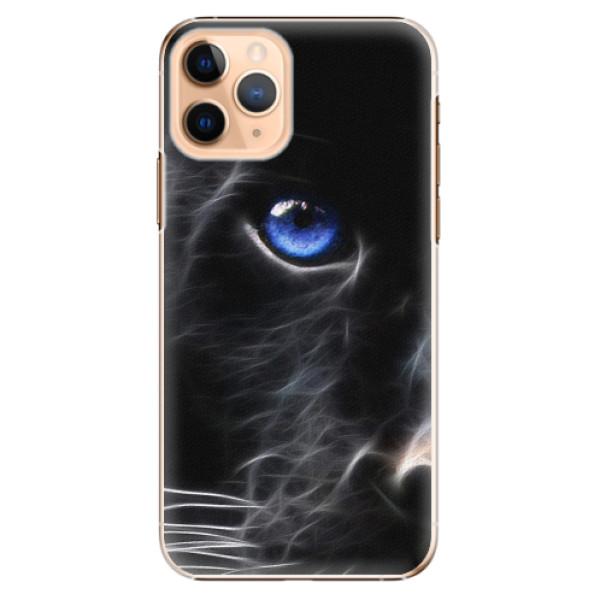 Plastové pouzdro iSaprio - Black Puma - iPhone 11 Pro