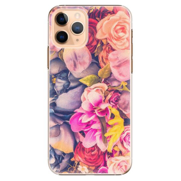 Plastové pouzdro iSaprio - Beauty Flowers - iPhone 11 Pro