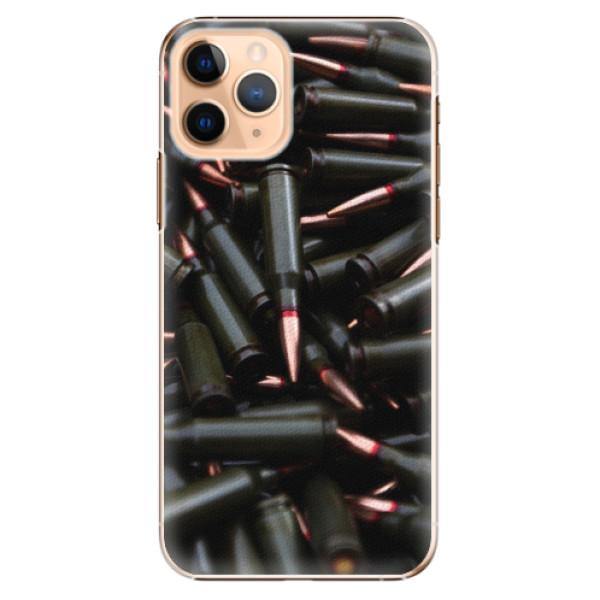 Plastové pouzdro iSaprio - Black Bullet - iPhone 11 Pro
